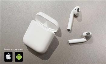 audífonos inalámbricos bluetooth para Apple o Android
