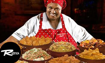 Almuerzo Buffet Criollo + Pisco sour ¡Muestra el cupón desde tu celular!