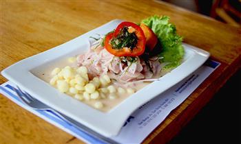 Banquete Huarike para 2 o 4 personas: piqueo + entrada + fondos