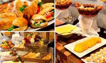Desayuno buffet para 1 persona Sábados y Domingos