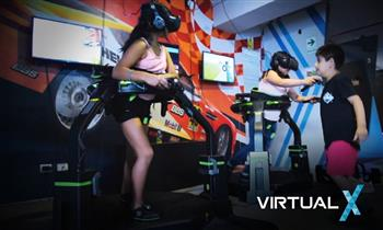 ¿Estás listo para vivir una experiencia fuera de esta realidad? ¡Virtual X llegó para ti!