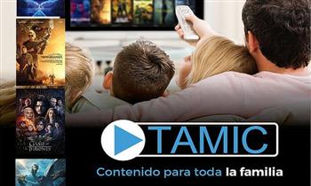 Afiliación BÁSICA a Plataforma Streaming TAMIC APP 1,3, 6 o 12 meses - 2 dispositivos