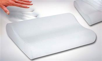 1 almohada cervical viscoelástica