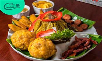 buffet amazónico - criollo + show musical en La Choza de la Anaconda