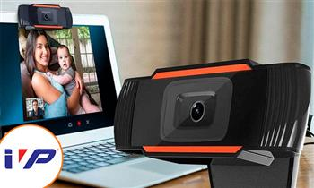 Cámara Web Full Hd 1080p Webcam Con Microfono Usb Pc Laptop con IVP