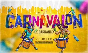 Carnavalón de Barranco entrada general o VIP - Barranco Arena