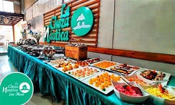 Buffet marino criollo para una persona