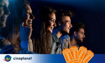 Desde S/ 9.90 por entrada a Cineplanet en Lima y Provincias. ¡STOCK LIMITADO!