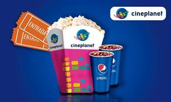 Cineplanet: Descuento en 2 entradas 2D + combo recargable. Válido para Lima y Provincias
