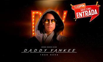 DADDY YANKEE. Desde S/ 89 por entrada Apdayc o Super VIP  Concierto en el Jockey Club.