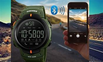 SmartWatch SKMEI 1301 acuático, antigolpes, podómetro contometro de calorías y más