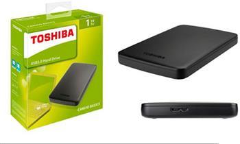 Disco Duro Externo Toshiba  1TB-Negro  ¡Incluye Delivery!