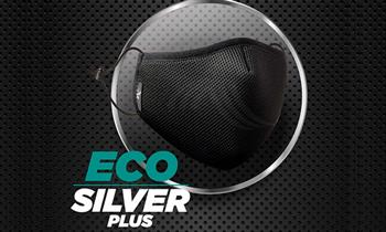 ECO SILVER PLUS con hilos de plata. Lavable y reutilizable. ¡Incluye delivery!
