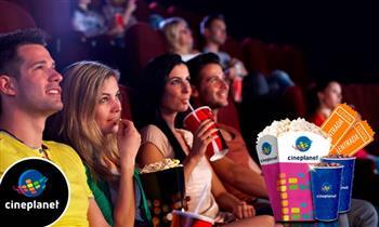 Cineplanet: Descuento en 2 entradas 2D + combo. Válido para Lima y Provincias