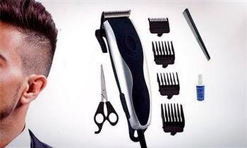 Kit completo de máquina para cortar cabello con Galy + opción a delivery