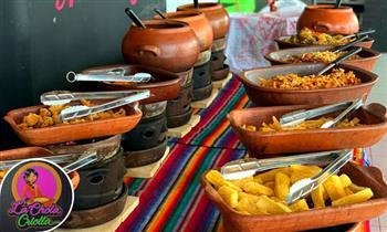 Almuerzo Buffet Criollo - Marino según elijas en la Chola Criolla