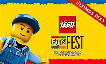 ¡Últimos días! Entrada para LEGO Fun Fest 2018