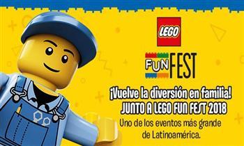 Entrada para LEGO® Fun Fest 2018