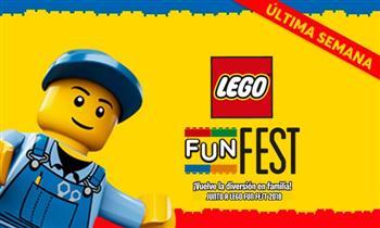 ¡Última semana! Entrada para LEGO Fun Fest 2018