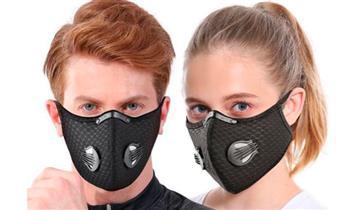 Mascarillas deportivas Sport Mask de Poliester, duración 1 año. ¡ Incluye Delivery!.