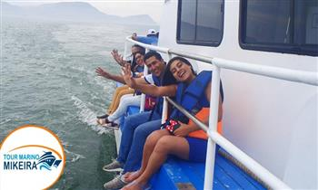 Tour marino en yate a Isla Palomino + nado con lobos marinos + buceo
