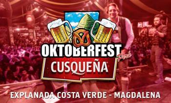 Entrada a Oktoberfest 2018 - Explanada Costa Verde Magdalena