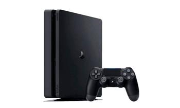 Consola Ps4 Slim 1TB Negro + Delivery incluido ¡Entrega en 48 hrs!