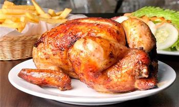 1/2 o 1 pollo según elijas + papas + ensalada y más en Villa Castilla