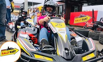 ¡Vive la velocidad y adrenalina al máximo con todos tus amigos en Rally Kart San Miguel!