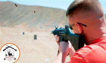 Clase de tiro + 25 municiones + uso de armas + uso de protectores y más