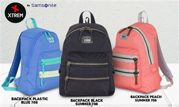 Delivery Mochila Xtreme by Samsonite® Elige modelo y color.