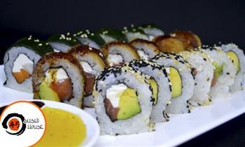 25 makis a elección. ¡Dale un gusto a tu paladar y disfruta de estos deliciosos makis!