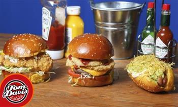 All you can eat de Hamburguesas + Wings y más ¡Muestra el cupón desde tu celular!