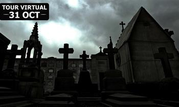 Tour virtual al Cementerio Presbítero Maestro - Transmisión en vivo 31 de octubre