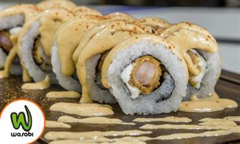 (ALL YOU CAN EAT) BARRA LIBRE DE MAKIS en Wasabi ¡Muestra el cupón desde tu celular!