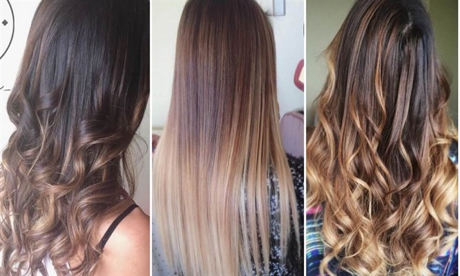 Miraflores mechas balayage o babylight ondas o for Color marmoleado para cabello