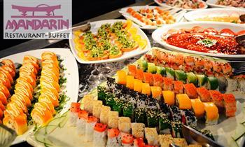 Almuerzo o cena buffet de lunes a  domingo