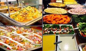 Buffet marino criollo