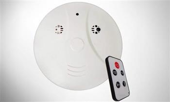 Surco: Cámara espía con forma de detector de humo