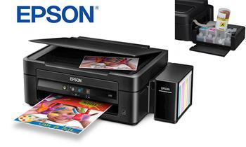 Impresora EPSON L220 con Ecotank ¡No compres más cartuchos de tinta!