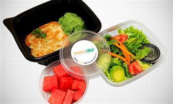 Delivery: Almuerzos saludables por 1 mes