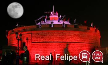 Noche de Halloween con show  temático en la fortaleza del Real Felipe + guía y más.
