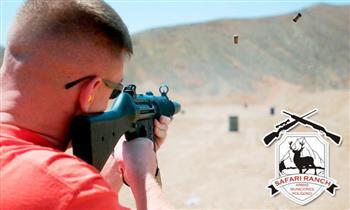 Clase de tiro + 30 municiones + uso de armas + uso de protectores y más