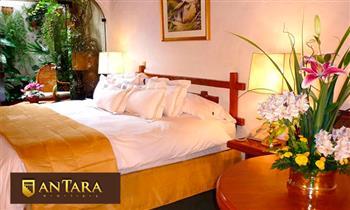 Miraflores: Noche en habitación matrimonial o suite con jacuzzi + desayunos y más.