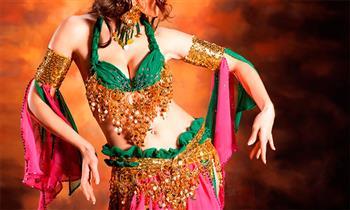 San Isidro: 8 clases de Danza Árabe en Womom