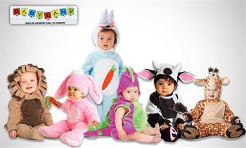 Miraflores: Pijama disfraz para niños de 0 hasta los 4 años en Baby Land.