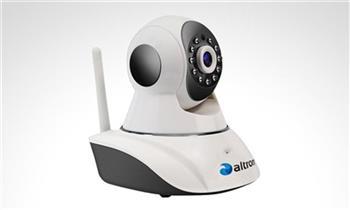 Cámara de vigilancia + sensor de puerta