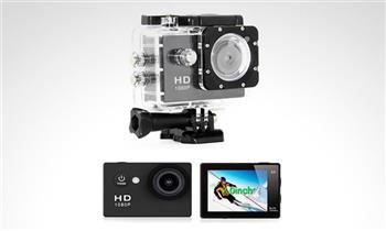 Cámara y filmadora acuática de 785 full HD todo terreno
