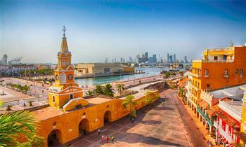 Cartagena de Indias 4D/3N para dos traslados + alojamiento + alimentación + tours y más