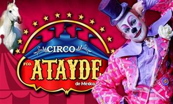 Entrada para El Circo Atayde de Mexico Zona preferencial o Vip